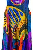 Rengarenk tunik ve elbiseler - 6